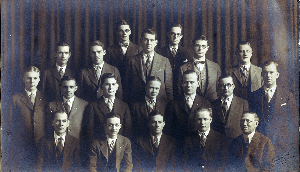 Nu chapter installed at the University of Michigan