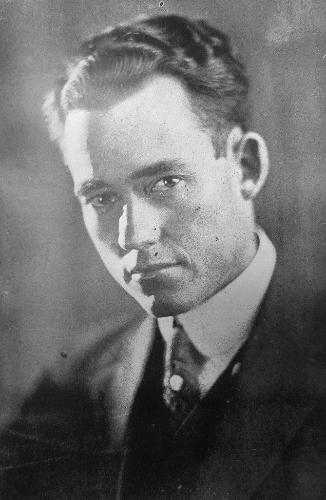 Birth of Founder William A. Scroggs
