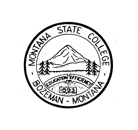 Beta chapter installed at Montana State College