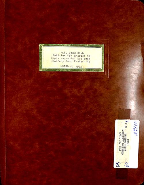 Epsilon Theta chapter installed at Northeast Louisiana State College