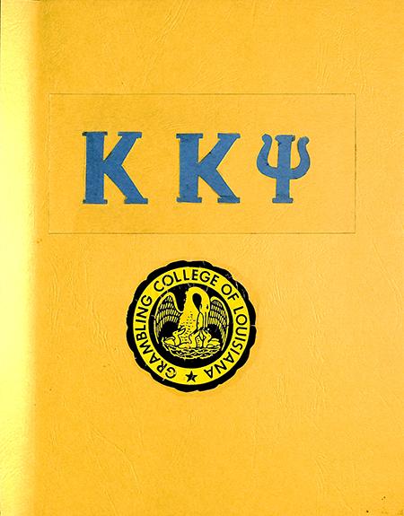 Epsilon Rho chapter installed at Grambling College of Louisiana