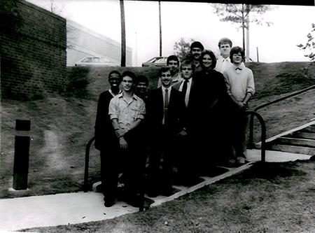 Theta Theta chapter installed at the University of Alabama at Birmingham