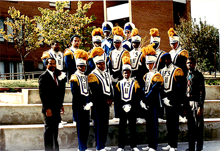Theta Tau chapter installed at Fayetteville State University