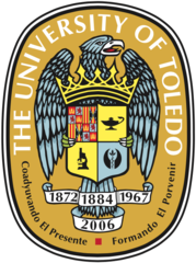 Beta Rho chapter re-installed at the University of Toledo