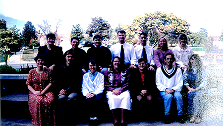 Kappa Delta chapter installed at Northwest Missouri State University