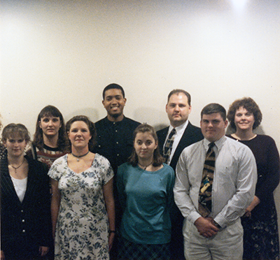 Kappa Iota chapter installed at University of Nebraska at Omaha