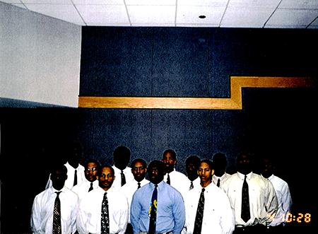 Kappa Lambda chapter installed at Winston-Salem State University