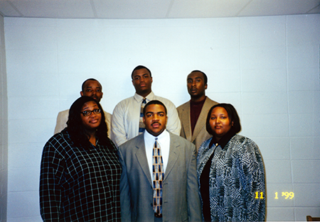 Theta Rho chapter re-installed at Lincoln University (MO)