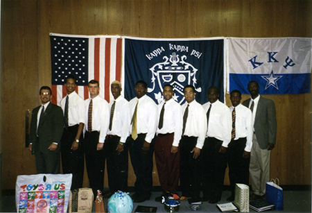 Zeta Psi chapter re-installed at Virginia State University