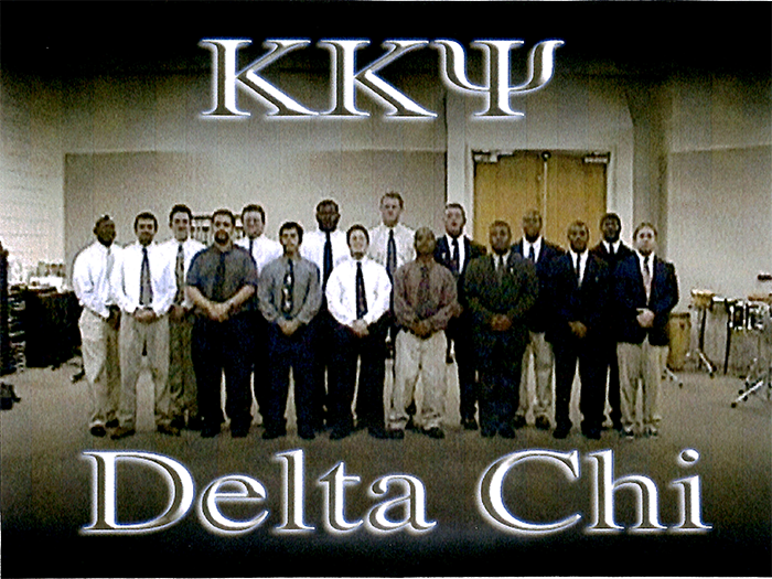 Delta Chi chapter re-installed at Southern Arkansas University