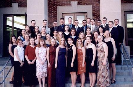Lambda Delta chapter installed at Shippensburg University of Pennsylvania