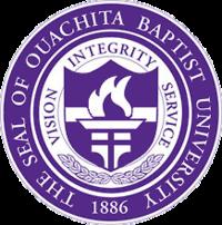 Lambda Epsilon chapter installed at Ouachita Baptist University