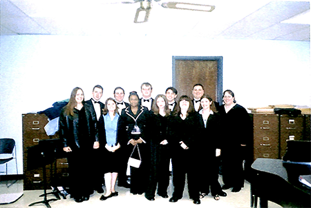 Lambda Kappa chapter installed at the University of Arkansas – Fort Smith