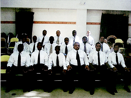 Theta Delta chapter re-installed at Central State University