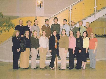 Lambda Tau chapter installed at Central Michigan University