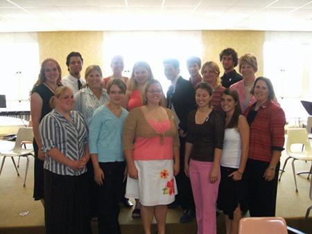 Lambda Omega chapter installed at Northwestern Oklahoma State University