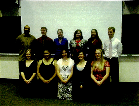 Mu Omicron chapter installed at George Mason University