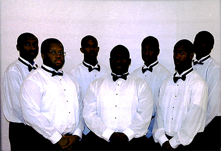 Mu Rho chapter installed at Benedict College
