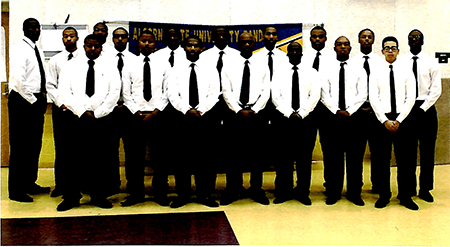 Iota Beta chapter re-installed at Alcorn State University