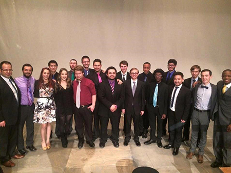 Nu Pi chapter installed at the University of Illinois at Chicago